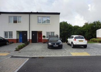 Thumbnail 3 bed end terrace house for sale in Trem Y Bae, Penarth