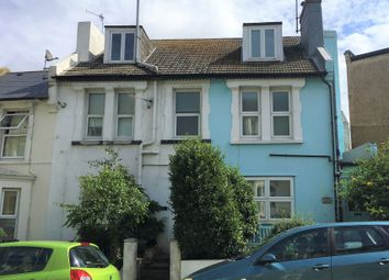 Thumbnail 3 bed end terrace house to rent in Vicarage Road, Hastings
