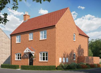 Thumbnail 4 bed detached house for sale in Blackthorn Road, Ambrosden, Oxfordshire