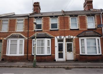 Thumbnail 2 bed terraced house for sale in Roberts Road, Exeter