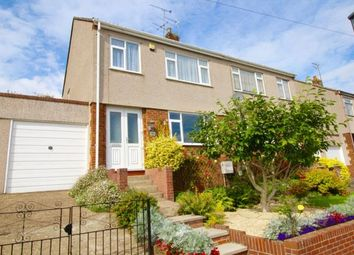 Thumbnail 3 bed semi-detached house for sale in Brook Road, Mangotsfield, Bristol, Gloucestershire