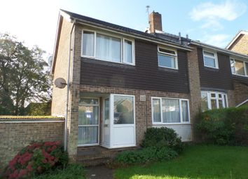 Thumbnail 3 bed semi-detached house to rent in Reeves Way, Bursledon, Southampton