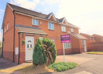 3 bed semi-detached house for sale in Elderberry Close, Liverpool L11