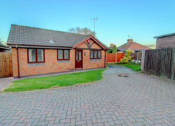 Thumbnail 2 bed bungalow for sale in Pomona Rise, Sneyd Green, Stoke-On-Trent