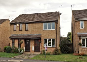 Thumbnail 2 bedroom semi-detached house for sale in Bellhouse Way, York