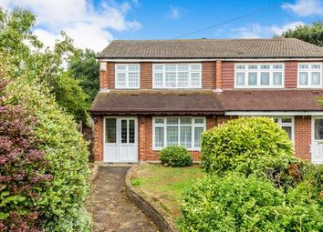 Thumbnail 3 bedroom semi-detached house for sale in Rise Park, Romford, Havering