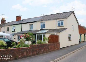 Thumbnail 3 bed end terrace house for sale in Chapel Street, Tiverton, Devon