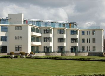 Thumbnail 2 bed flat for sale in Hayes Road, Penarth