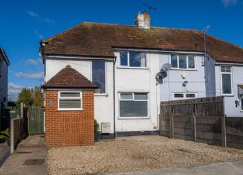 Thumbnail 2 bed end terrace house for sale in Poplar Drive, Herne Bay
