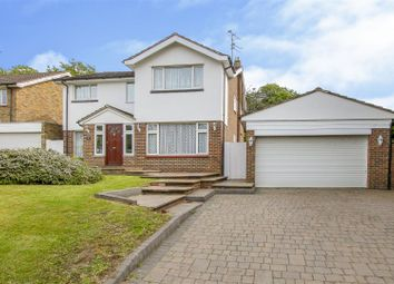 Thumbnail 4 bed detached house for sale in Shakletons, Ongar