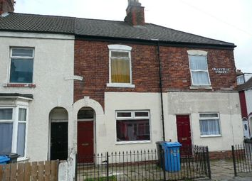 Thumbnail 2 bed terraced house to rent in Granville Street, Hull