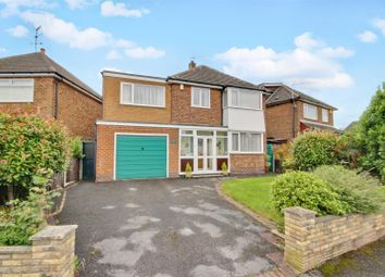 Thumbnail 4 bed detached house for sale in Wintringham Crescent, Woodthorpe, Nottingham