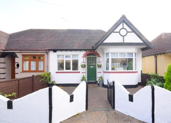 Thumbnail 2 bed bungalow for sale in Hillview Avenue, Hornchurch, Essex