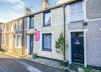 Thumbnail 2 bed terraced house for sale in Erw Sant, Llanaelhaearn, Caernarfon, Gwynedd