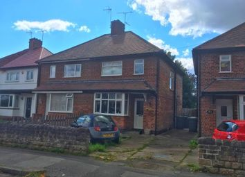 Thumbnail 3 bedroom semi-detached house for sale in Peveril Road, Beeston, Nottingham