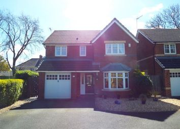 Thumbnail 4 bed detached house for sale in Acacia Court, Llay, Wrexham, Wrecsam