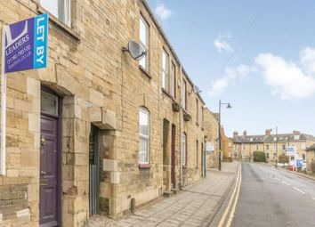 Thumbnail 2 bed terraced house to rent in Wharf Road, Stamford, Lincolnshire