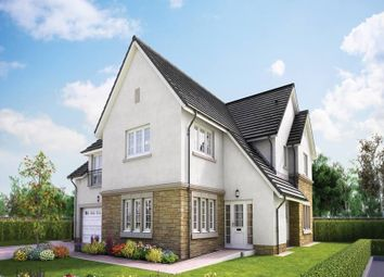 "Thumbnail 5 bedroom detached house for sale in ""The Lowther"" at Lowrie Gait, South Queensferry"