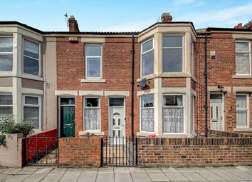 Thumbnail 3 bed flat to rent in Victoria Terrace, Whitley Bay