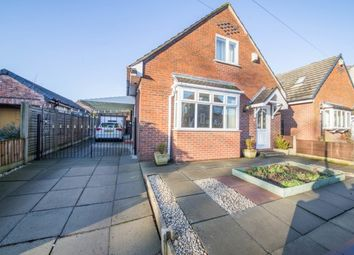 Thumbnail 3 bed bungalow for sale in Rob Lane, Newton-Le-Willows
