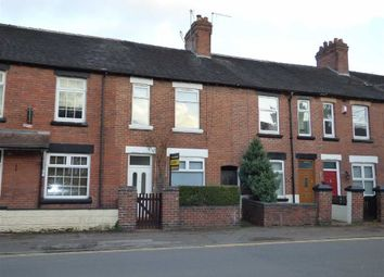 Thumbnail 2 bedroom terraced house for sale in Friarswood Road, Newcastle-Under-Lyme