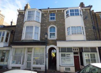 Thumbnail 1 bed flat to rent in Addington Street, Ramsgate