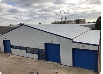 Thumbnail Light industrial to let in 4-6, 16-17, Uplands Business Centre, Blackhorse Lane, Walthamstow, London
