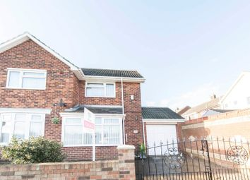 Thumbnail 3 bed semi-detached house for sale in Swinburne Road, Hartlepool