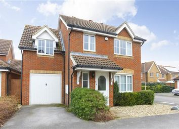 Thumbnail 3 bed detached house to rent in Blackthorn Road, Hersden, Canterbury