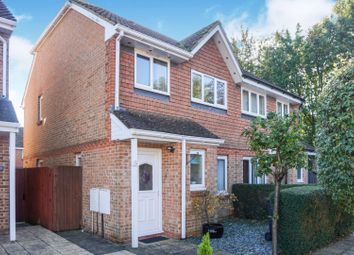 Thumbnail 3 bed semi-detached house for sale in Cornflower Way, Ludgershall, Andover