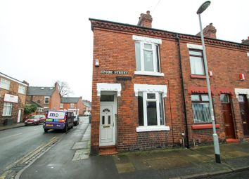 Thumbnail 3 bedroom terraced house to rent in Spode Street, Stoke, Stoke-On-Trent