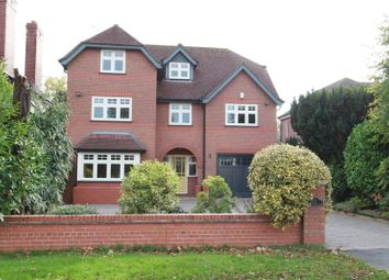 Thumbnail 6 bed detached house for sale in Whitmore Road, Newcastle-Under-Lyme