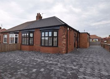 3 bed semi-detached bungalow for sale in Grosvenor Road, South Shields NE33