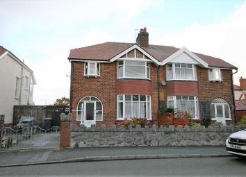 Thumbnail 3 bed property for sale in Min Y Don Avenue, Old Colwyn, Colwyn Bay