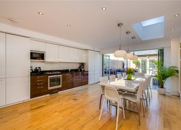 Thumbnail 4 bed terraced house for sale in Russell Road, South Wimbledon, London
