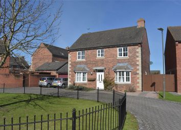 Thumbnail 4 bed detached house for sale in Lexington Close, Walton Cardiff, Tewkesbury, Gloucestershire