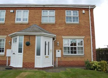 Thumbnail 3 bed semi-detached house to rent in Greenfield Close, Edwinstowe, Mansfield