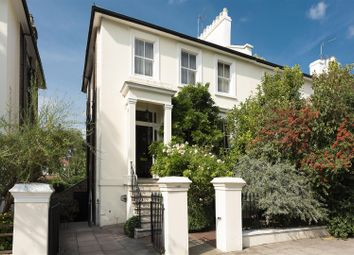 Clifton Hill, St John's Wood, London NW8. 4 bed semi-detached house