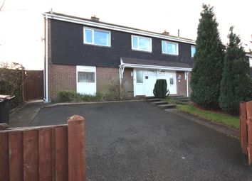 Thumbnail 3 bed semi-detached house for sale in Hollinwood Road, Kidsgrove, Stoke-On-Trent