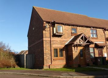 Thumbnail 3 bedroom end terrace house to rent in Prestwick Close, Luton