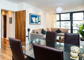 Thumbnail 2 bedroom flat for sale in Copenhagen Place, London