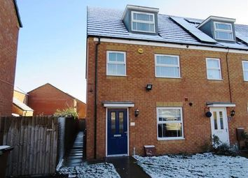 Thumbnail 3 bed end terrace house to rent in Yorkshire Grove, Walsall