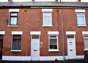 Thumbnail 2 bedroom terraced house for sale in Symons Street, Belfast