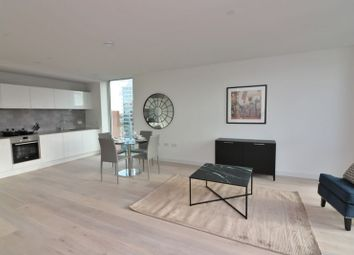Thumbnail 1 bed flat to rent in Flagship House, Pontoon Dock