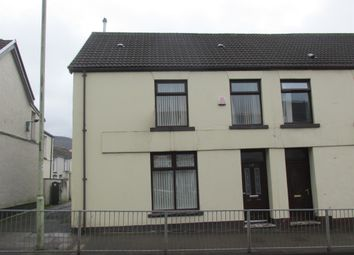 Thumbnail 3 bed end terrace house for sale in Gadlys Road, Aberdare