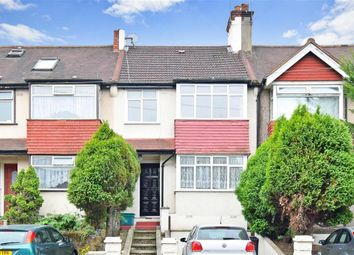 Thumbnail 3 bed terraced house for sale in Whytecliffe Road South, Purley, Surrey