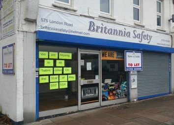 Thumbnail Retail premises to let in Shop, 575, London Road, Westcliff-On-Sea