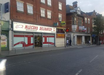 Thumbnail Retail premises for sale in High Street, London