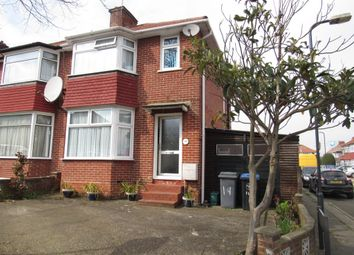 Thumbnail 3 bed semi-detached house for sale in Springfield Mount, Kingsbury