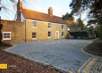 Thumbnail 5 bed detached house to rent in Hainault Road, Chigwell